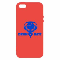 Чохол для iphone 5/5S/SE Drumm Bass