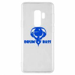 Чохол для Samsung S9+ Drumm Bass