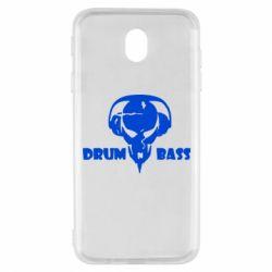 Чохол для Samsung J7 2017 Drumm Bass