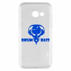 Чохол для Samsung A3 2017 Drumm Bass