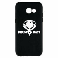 Чохол для Samsung A5 2017 Drumm Bass