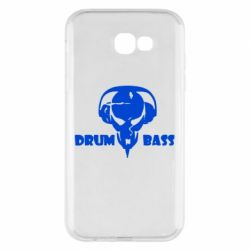 Чохол для Samsung A7 2017 Drumm Bass