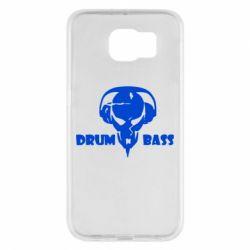 Чохол для Samsung S6 Drumm Bass