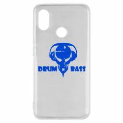 Чехол для Xiaomi Mi8 Drumm Bass