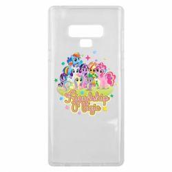 Чохол для Samsung Note 9 Дружба це чудо - FatLine