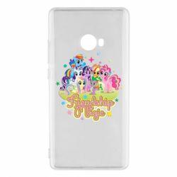 Чохол для Xiaomi Mi Note 2 Дружба це чудо - FatLine