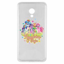 Чохол для Meizu M5 Дружба це чудо - FatLine