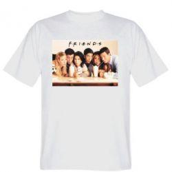 Мужская футболка Друзья в сборе