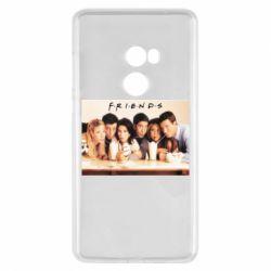 Чехол для Xiaomi Mi Mix 2 Друзья в сборе