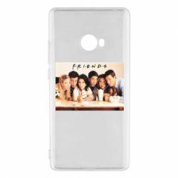 Чехол для Xiaomi Mi Note 2 Друзья в сборе
