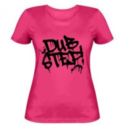 Женская Dub Step Граффити - FatLine