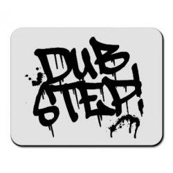 Коврик для мыши Dub Step Граффити