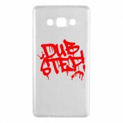 Чехол для Samsung A7 2015 Dub Step Граффити