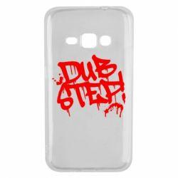 Чехол для Samsung J1 2016 Dub Step Граффити