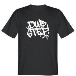 Мужская футболка Dub Step Граффити