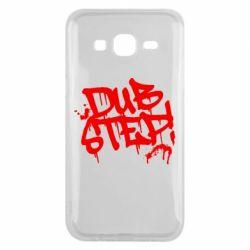 Чехол для Samsung J5 2015 Dub Step Граффити