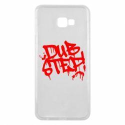 Чехол для Samsung J4 Plus 2018 Dub Step Граффити