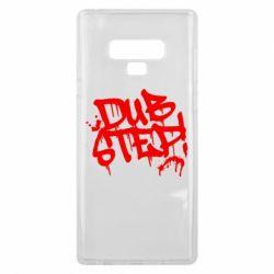 Чехол для Samsung Note 9 Dub Step Граффити