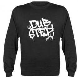 Реглан (свитшот) Dub Step Граффити - FatLine