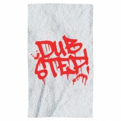 Полотенце Dub Step Граффити