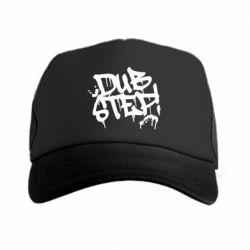 Кепка-тракер Dub Step Граффити