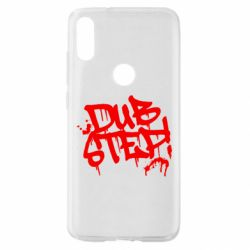 Чехол для Xiaomi Mi Play Dub Step Граффити