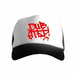 Детская кепка-тракер Dub Step Граффити