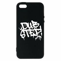 Чехол для iPhone5/5S/SE Dub Step Граффити