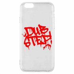 Чехол для iPhone 6/6S Dub Step Граффити