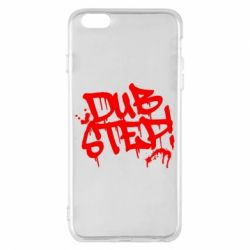 Чохол для iPhone 6 Plus/6S Plus Dub Step Графіті