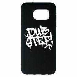 Чехол для Samsung S7 EDGE Dub Step Граффити