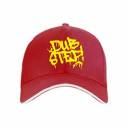 кепка Dub Step Граффити