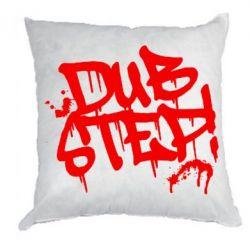 Подушка Dub Step Граффити - FatLine