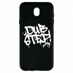 Чехол для Samsung J7 2017 Dub Step Граффити