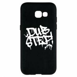 Чехол для Samsung A5 2017 Dub Step Граффити