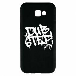 Чохол для Samsung A7 2017 Dub Step Графіті