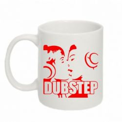 Кружка 320ml Dub Step Kiss - FatLine