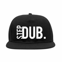 Снепбек Dub Step Logo - FatLine