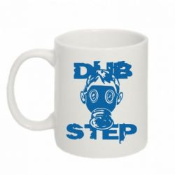 Кружка 320ml Dub Step Протигаз