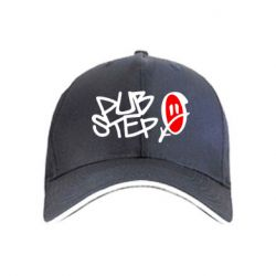 кепка Dub Step Smile