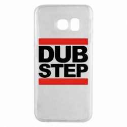 Чехол для Samsung S6 EDGE Dub Step - FatLine