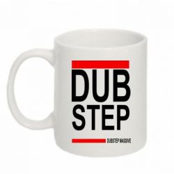 Кружка 320ml Dub Step