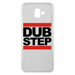 Чехол для Samsung J6 Plus 2018 Dub Step - FatLine