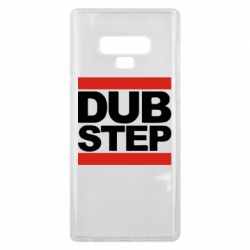 Чехол для Samsung Note 9 Dub Step - FatLine