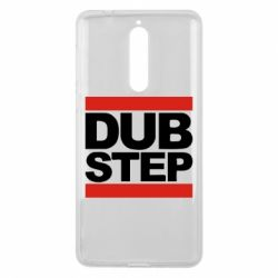 Чехол для Nokia 8 Dub Step - FatLine