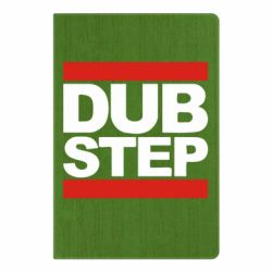 Блокнот А5 Dub Step - FatLine