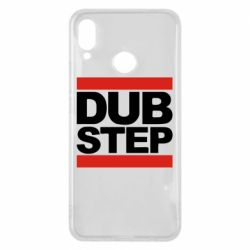 Чехол для Huawei P Smart Plus Dub Step - FatLine