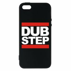 Чехол для iPhone5/5S/SE Dub Step - FatLine