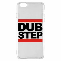 Чехол для iPhone 6 Plus/6S Plus Dub Step - FatLine