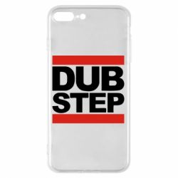 Чехол для iPhone 8 Plus Dub Step - FatLine